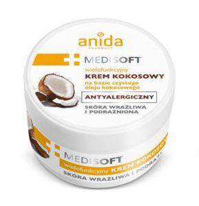 Krem kokosowy antyalergiczny - Medi Soft