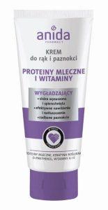 Krem 100ml proteiny mleczne i witaminy Anida
