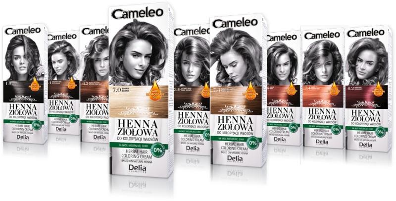 Delia Cosmetics Henna ziołowa