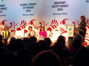 Global Summit of Women Warsaw