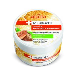 Peeling cukrowy Medi Soft