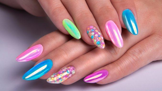 Crystal Mirror Nails Company
