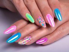 Nails Company paznokcie karnawałowe - Crystal Mirror