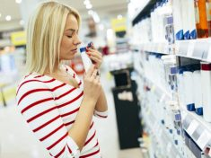 Nos do kosmetyków