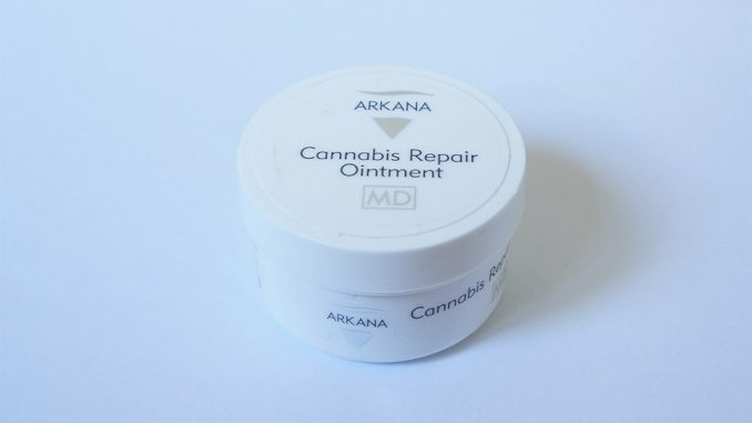 Arkana Cannabis Repair Ointment