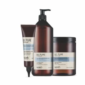 Be Pure Organic Hair Niamh