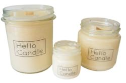 Świece sojowe Hello Candle