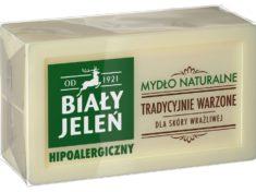 Biały Jeleń mydło hipoalergiczne