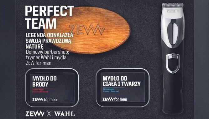 Dzień Ojca Box ZEW for men i Wahl
