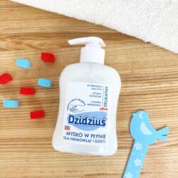 Dzidziuś mydło w płynie