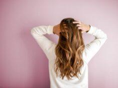 Piękne włosy po zimie