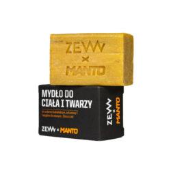 Mydło ZEW for men x Manto
